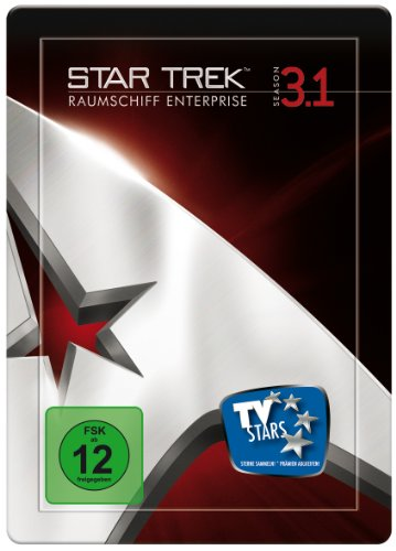 Raumschiff Enterprise - Staffel 3.1, Remastered (4 DVDs im Steelbook)