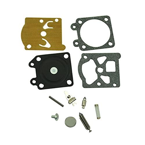 ZBF Kit de reparación de carburador para motosierra para Walbro K11-Wat para Stihl 026 MS260 024 MS240 reemplazar