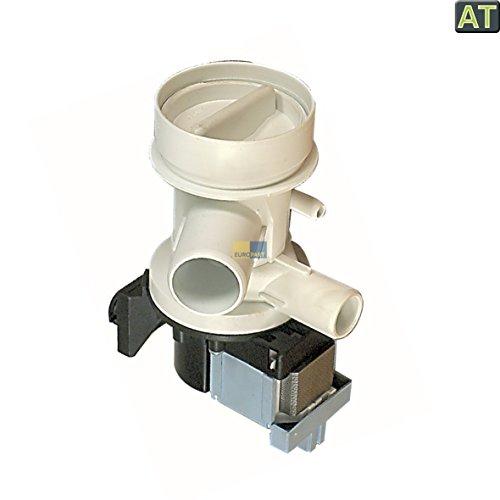 Europart 10000906 Ablaufpumpe Laugenpumpe Pumpe Magnetpumpe Schmutzwasserpumpe Magnettechnikpumpen Wasserpumpe 34W Waschmaschine passend wie Electrolux AEG 899645430780 8996454307803