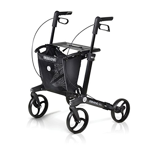 Sunrise Medical Gemino 30 Black Leichtgewichtrollator