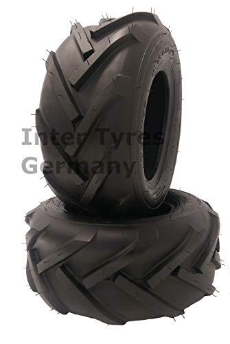 2 Stücke 13x5.00-6 S7123 NaRubb 13x5-6 4PR AS Reifen für Rasentraktor Aufsitzmäher