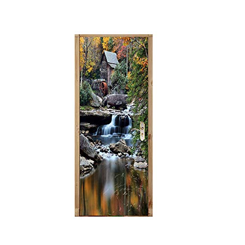 77 X 200 Painted Oil Painting Decoration Painting From The Sticky Door Paste Stream Burst Money