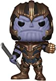 Close Up Figura Marvel Pop! Vinyl 453 – Los Vengadores Endgame Thanos (0 cm x 9 cm)...