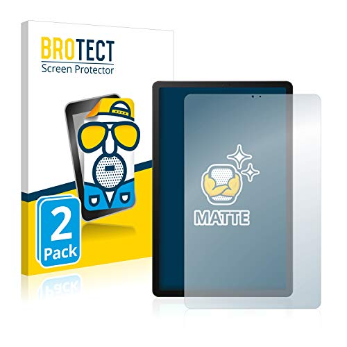 BROTECT 2X Entspiegelungs-Schutzfolie kompatibel mit Samsung Galaxy Tab S5e LTE 2019 Bildschirmschutz-Folie Matt, Anti-Reflex, Anti-Fingerprint