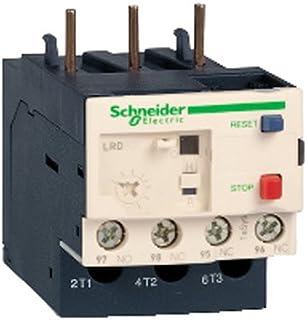 Schneider Electric LR2K0307 Relais de Protection Thermique Moteur 250VDC 1.2-1.8 A 690VAC Classe 10 A 1F+1O Composition Contact Auxiliaire