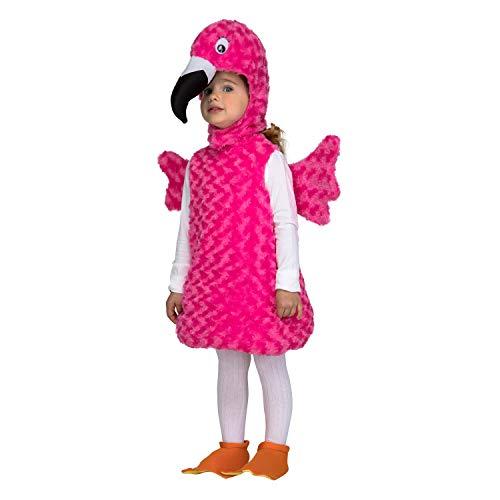 My Other Me Me Me- Flamenco Animales Disfraz, Color Rosa, 3-4años (205215)