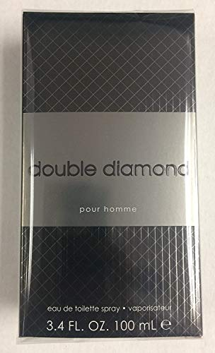 Double Diamond by YZY 3.4 oz EDT Spray for Men