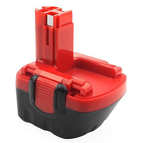 Advtronics 12V 3.5Ah Ni-MH Batería para Bosch BAT043 BAT045 BAT120 BAT139 2607335542 2607335526 2607335274 2607335709 GSR 12-2 12VE-2 PSR 12 GSB 12VE-2 22612 23612 32612