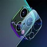 HYMY 2Pcs Protezione dell'obiettivo Case Protector Cover for Apple iPhone 12 PRO Max Camera Lens Film Cover