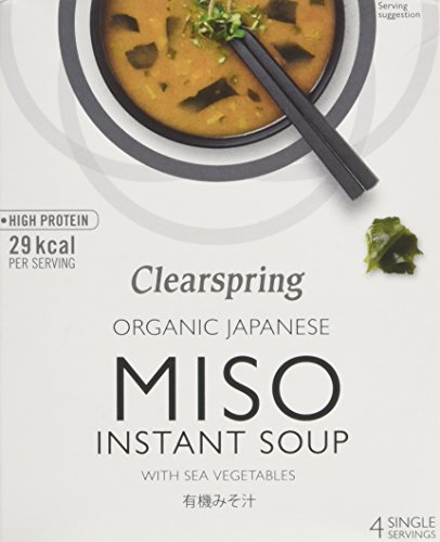 Clearspring Organic Instant Miso Soup 40 g