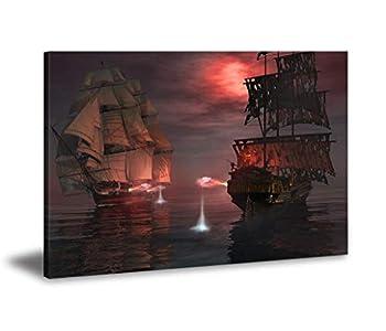 Best pirate ship artwork Reviews
