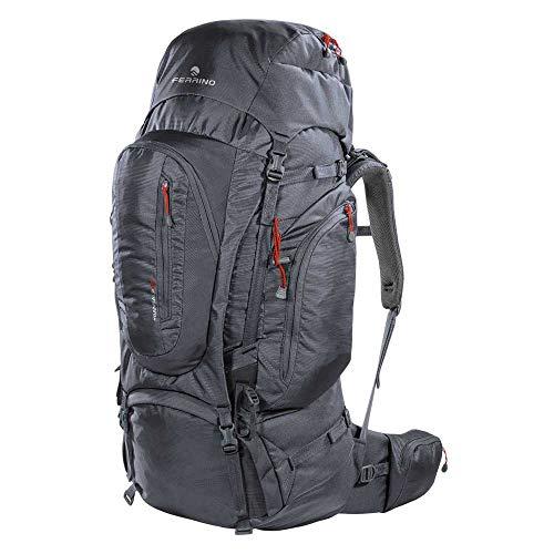 Ferrino Transalp Zaino Trekking, Grigio, 100 L
