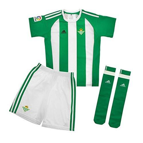adidas - Real Betis Balompié - 2015/16 Minikit, niño, Verde, 152