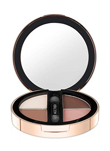 M. Asam, Magic Finish, Satin Eye Shadow No. 1 with Four colors , 4-in-1 (2.25 g)