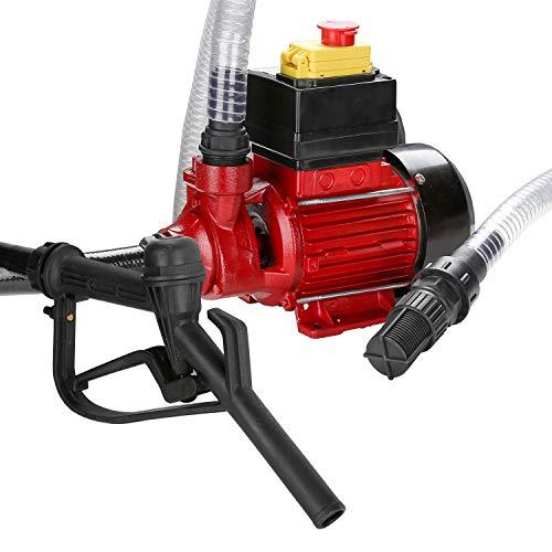 wolketon Dieselpumpe 230V...