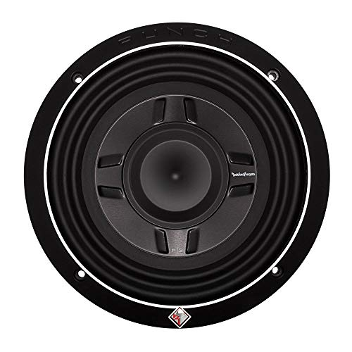 """Rockford Fosgate P3SD4-8 Punch P3S 8"""" 4-Ohm DVC Shallow Subwoofer"""