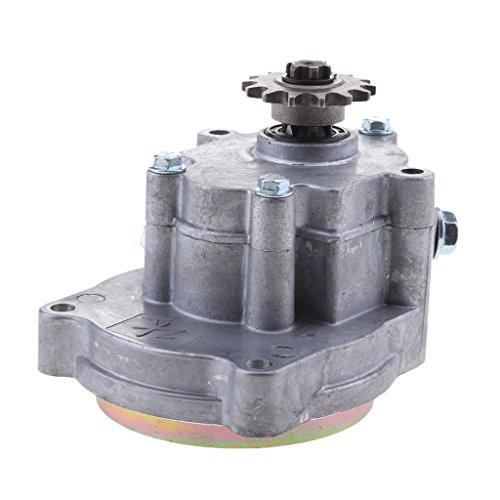 SDENSHI T8F Getriebe Kupplungsglocke Gehäuseteile Für Dirt Quad Pocket Bike ATV - Silber 14 t