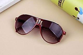 XMYNB - Gafas de Sol Vintage Niños Gafas De Sol Niños Gafas De Sol Oval Bebé Gafas De Sol Chicos Niñas