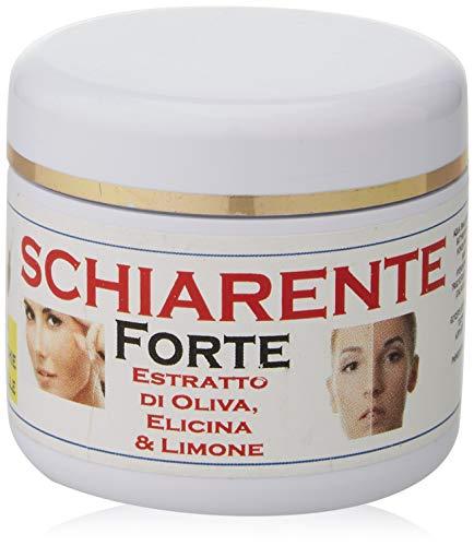 SMcosmetica Crema Schiarente con Estratto di Oliva, Limone e bava di lumaca, 30 ml