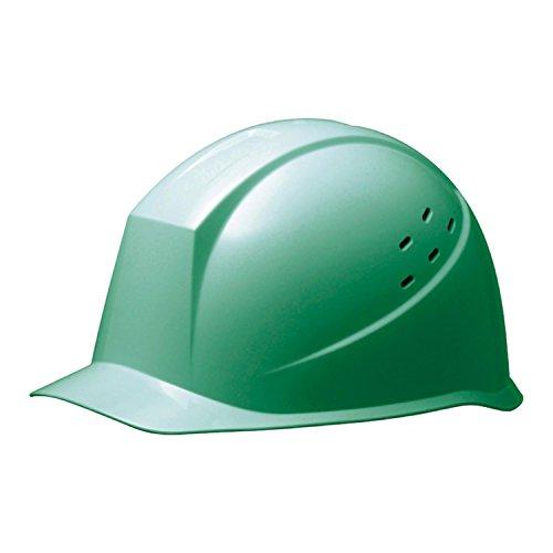 ミドリ安全 ヘルメット 通気孔付 SC12PV RA α グリーン