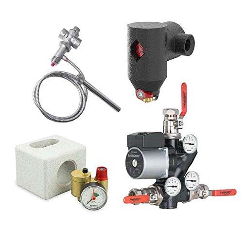 Preisvergleich Produktbild Installationspaket für Heizkessel bis 30 kW