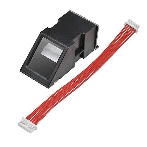 Aideepen 6PCS New FPM10A Optical Fingerprint Reader Sensor Module Door Lock Fingerprint Scanner Detector For Arduino Smart Home Safety