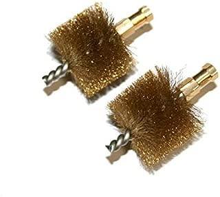 Hakko B3052 Polishing Brush Replacements for FT700-05 Tip Polisher, 2 Pack