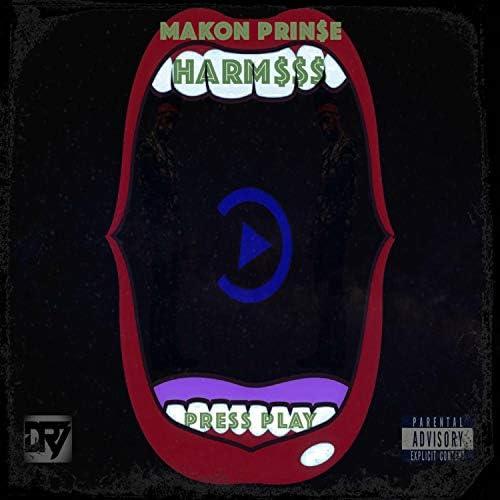 Makon Prin$e Harm$$$