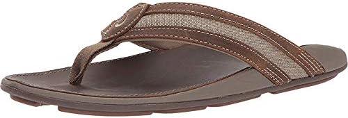 OLUKAI High quality new Mens Ikoi 70% OFF Outlet Sandal
