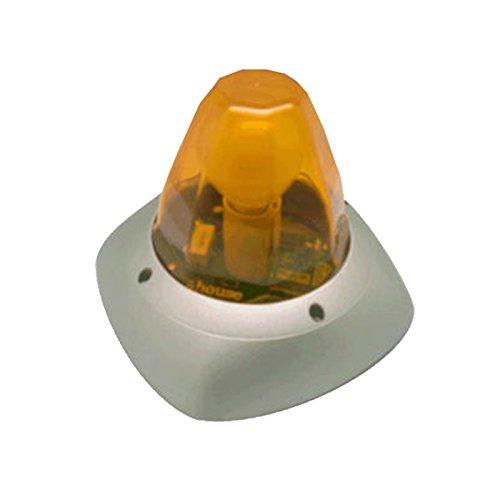 UFO-A WARNLAMPE SIGNALLEUCHTE WARNLEUCHTE LAMPE 110V / 230V FÜR FLÜGELTORANTRIEB TOR ANTRIEB TORANTRIEB