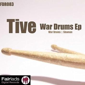 War Drums - EP