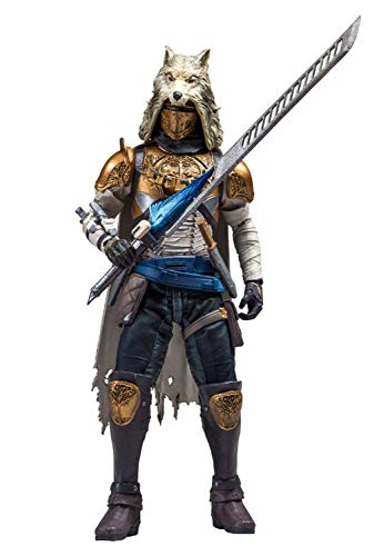 McFarlane Destiny -Iron Banner Hunter Million Million Shader