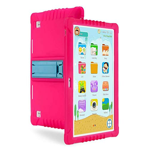 Swiftswan 10.1 Inch 3G Kids Learning Tablet English Version Pink 1+16G Kids Education And Game Equipment