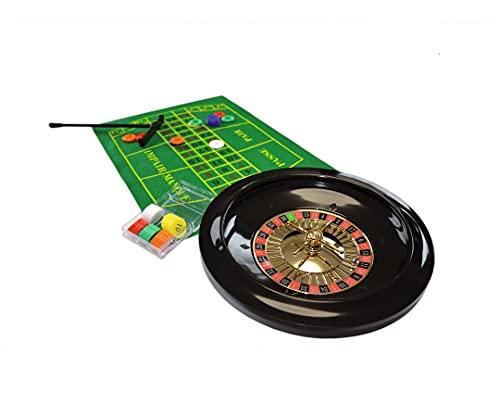 Noris Spiele 606104613 – Roulette – Deluxe Set - 5