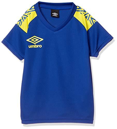 デサント アンブロ TRジュニア用半袖プラクティスシャツ 20SS Kids UUJPJA52