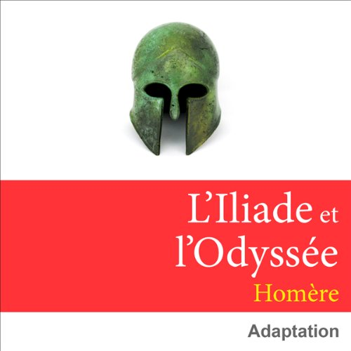 L'Iliade et l'Odyssée cover art