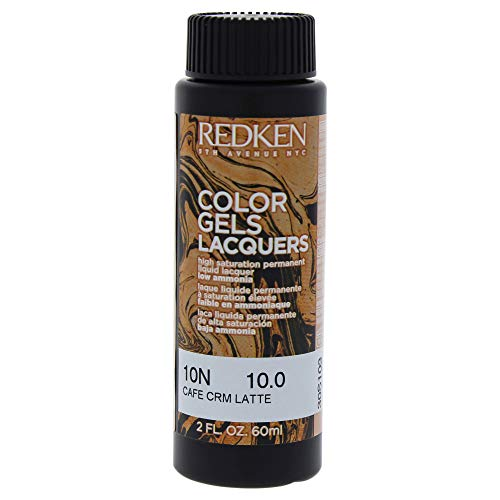 Redken Color Gels Lacquers Haarfarbe 10N CAFE CRM LATTE