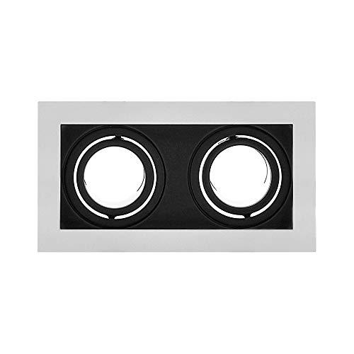 Spot MOFFI-N housing GU10 doble basculante
