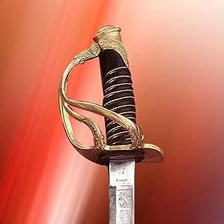 Atlanta Cutlery Model 1860 Union Cavalry Officer's Saber Civil War Replica Sword