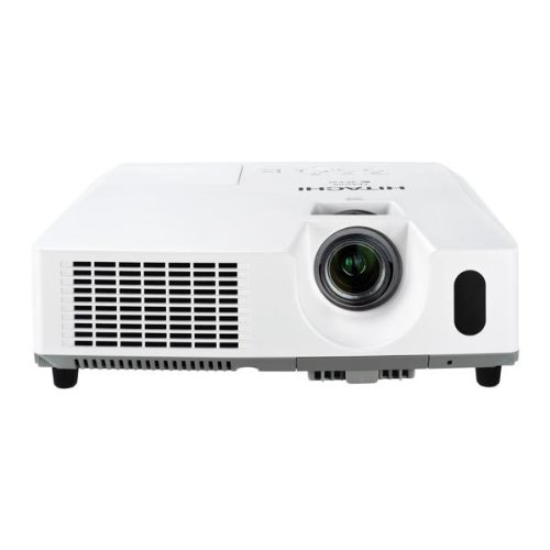 Hitachi CP-WX2515WN LCD Projector HDTV 1280x800 WXGA 3000:1 2500 lumens 16:10 HDMI USB VGA Speaker Ethernet