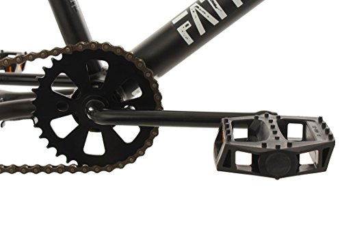 KS Cycling Fahrrad BMX Freestyle Fatt schwarz, 20 - 2