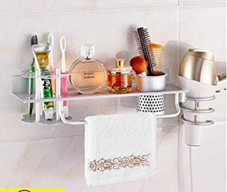 hair dryer holder wall mount india