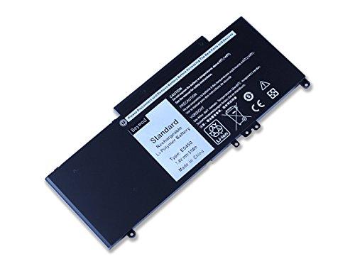 Reemplazo BEYOND Batería para DELL Latitude 3150, Latitude 3160, Latitude E5250, Latitude E5450, Latitude E5550, DELL G5M10 8V5GX 6MT4T. [7.4V 51Wh,12 Meses de garantía]
