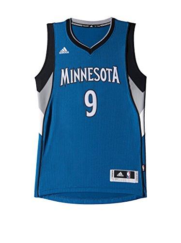 adidas Camiseta sin Mangas Minnesota Rubio Azul/Azul Marino 2XL