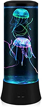 Edier LED Fantasy Jellyfish Lava Lamp