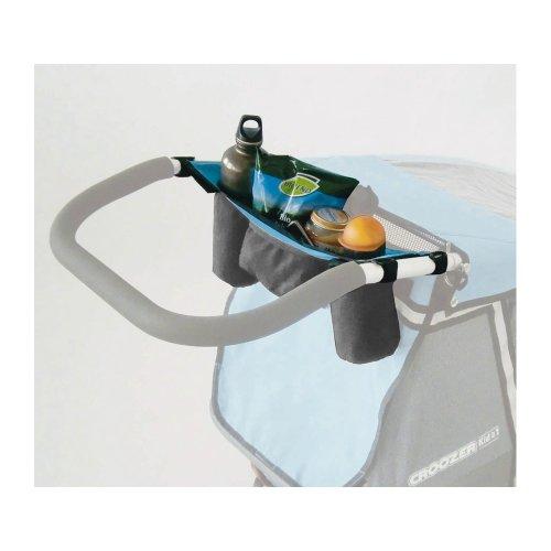 Croozer Trinkflaschentasche für Kinderanhänger Kid for 1 plus sky/blau