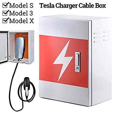 Tesla Charger Box