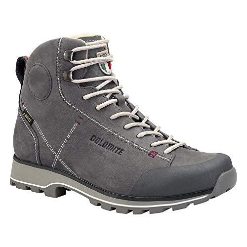 Dolomite Damen Bota Cinquantaquattro High Fg W GTX Bootsschuh, Gunmetal Grey, 39 1/3 EU