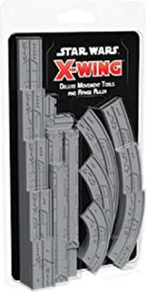 Fantasy Flight Games X-Wing 2ND Ed: Deluxe Movement Tools & R