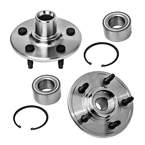 Rear Wheel Hub and Bearing Assembly Left or Right Compatible Ford Explorer Sport...